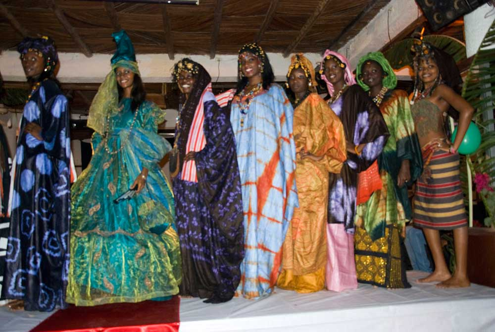 Costumes traditionnels du Sénégal