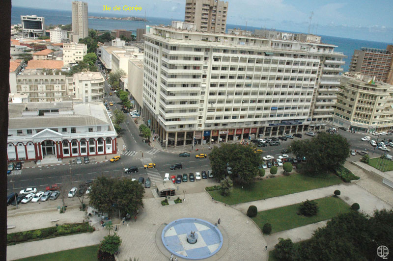 Dakar-place-de-independance
